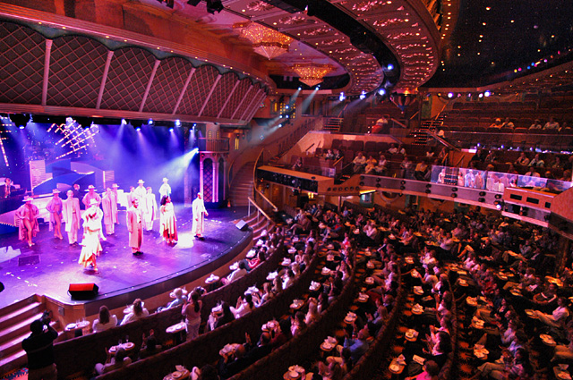 Tell Us About You Gigs On Ships Entertainment Jobs On